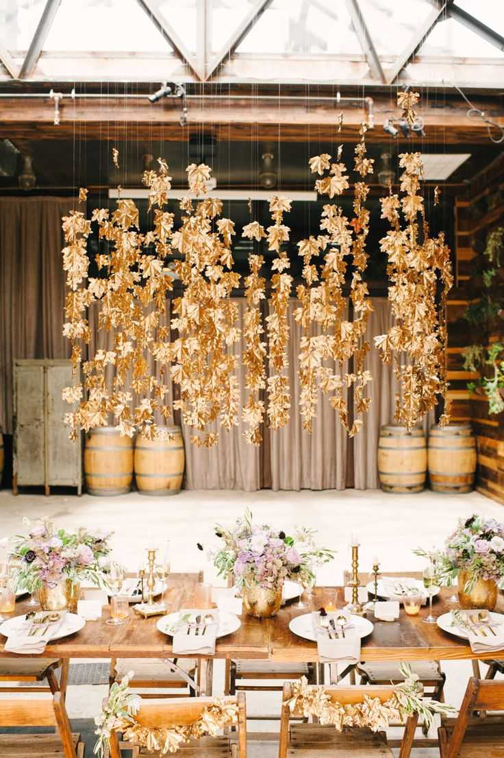 Wedding decorations wedding reception ideas november 2018 Organic Glamour Inspiration Shoot  WIUP  Wedding Wonders