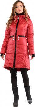 Пальто-пуховик Milhan 1772 32 Красный (2000000029733)