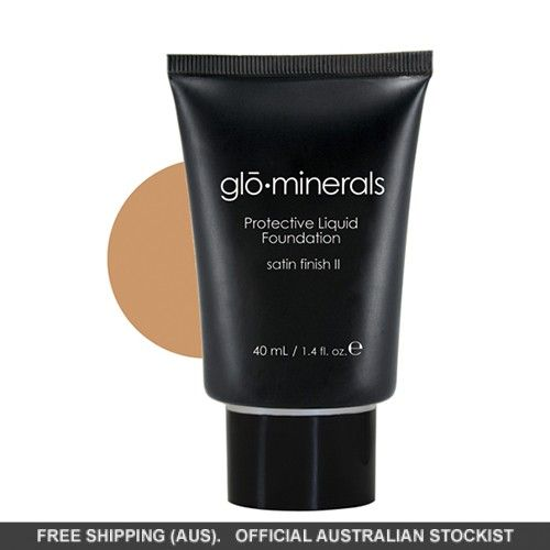 Creamy foundation for smooth, satiny coverage.