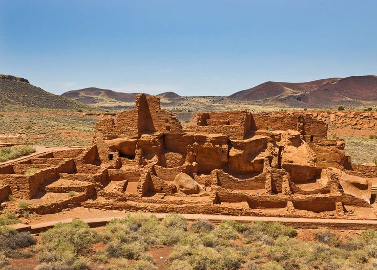 North America Monuments Ancient