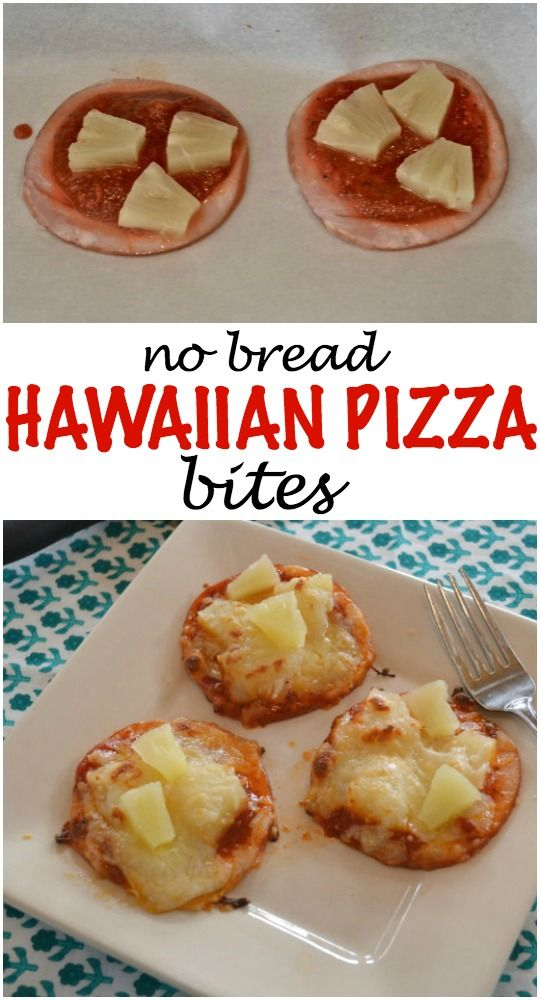 Low Carb Hawaiian Pizza – Make the Best of Everything