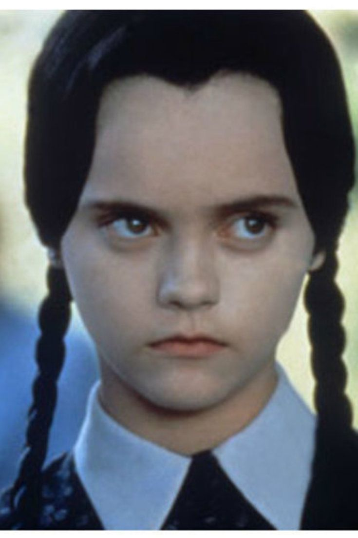 Here's What Wednesday From 'The Addams Family' Would Look Like Now