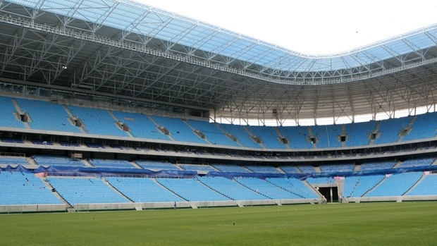 Arena do Grêmio (Foto: Wesley Santos/Pressdigital)