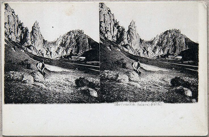 Frantisek Kratky. Tatry. Potok z Morskeho oka, 1895