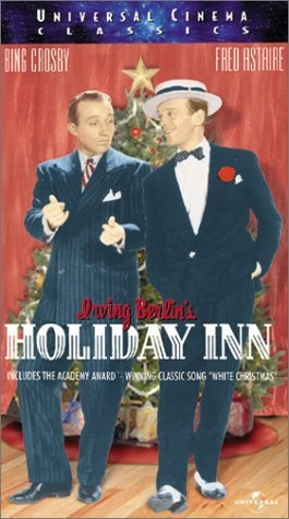 Holiday Inn Vhs Vhs Bing Crosby Httpwwwamazoncomdp