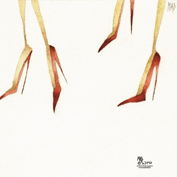 《Maddalena Sisto》女孩艺术设计iPad高清壁纸 (8)