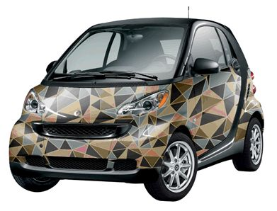 Please, please vote for my friend @Lara from PrettyConnected.com and her design for the new Smart Car wrap! It only takes a second! Really appreciate your support!