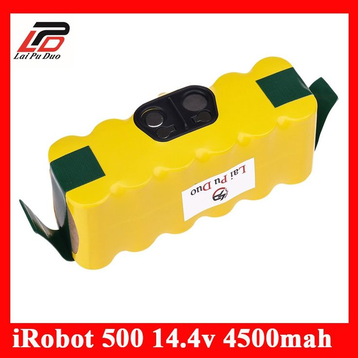 Cheaper US $27.30  14.4V 4500mah NI-MH APS Vacuum Battery for iRobot Roomba 500 530 510 550 560 570 540 R3 780 790 880 Battery Robotics  #NIMH #Vacuum #Battery #iRobot #Roomba #Robotics  #automotive