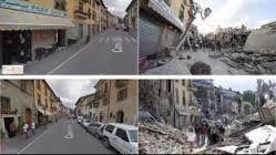terremoto umbria 2016 prima e dopo