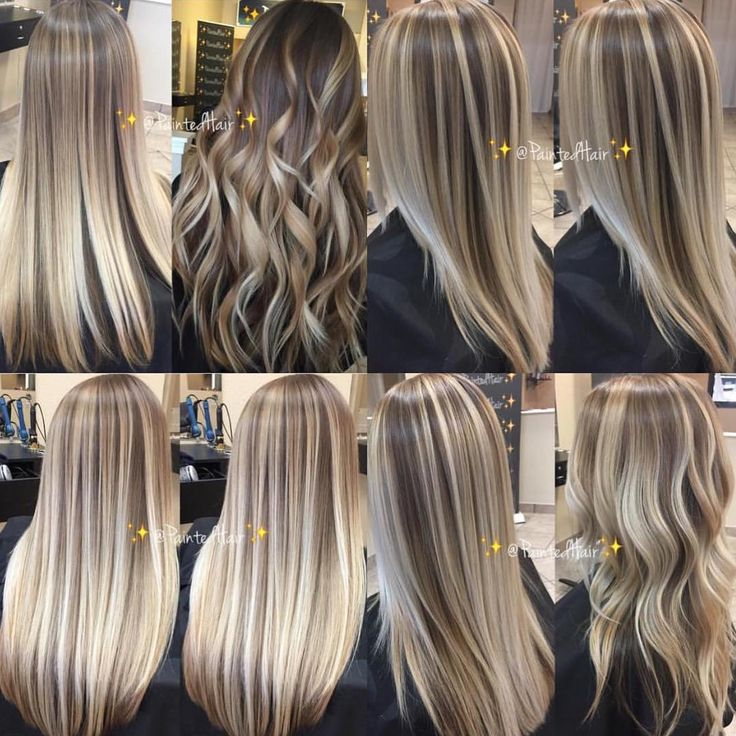 ❤️I love my multidimensional ✨Painted Hair✨blondes♀️❤️. Which look is your favorite?☺️My clients are already naturally light haired (Level 6-7) and Multi dimension occurs with sessions of layering blonde tones❤️. Tag a friend who needs hair inspiration ! P.S. Merry Christmas Eve, Eve ☺️✨✨✨✨✨✨✨✨✨✨✨✨✨✨✨✨✨ ❤New page: @paintedhaircertified ✨✨✨✨ Education waiting list: paintedhair1@gmail.com ✨✨✨✨✨✨✨✨✨✨✨✨✨✨✨✨✨ . #brazilianbondbuilder #licensedtocreate #hairinspo #curledhair #behindt...