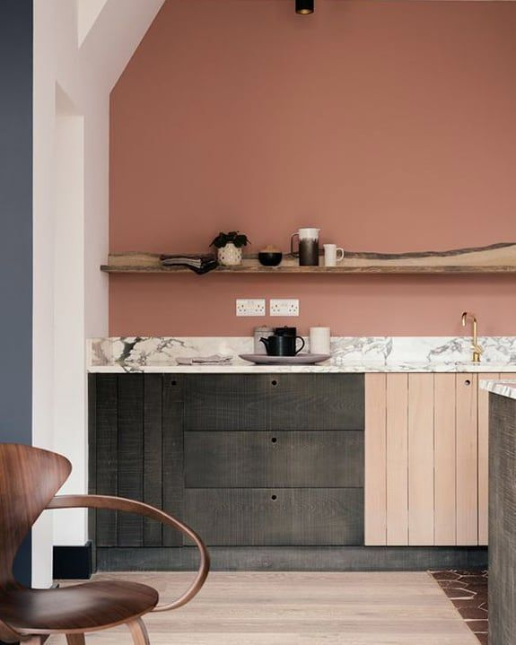 Inspiration Terracotta Tones Rustic Timber Joinery And Br Fixtures Make Up This Ultimate Kitchen
