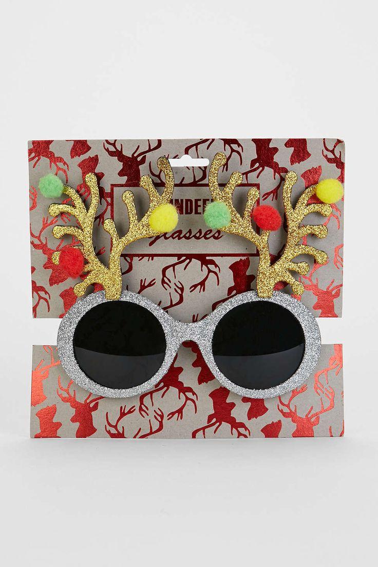 Reindeer Antler Glasses