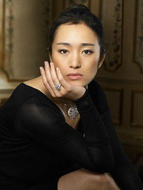 Gong Li : la plus grande actrice asiatique actuelle, d'une beauté sans égale.