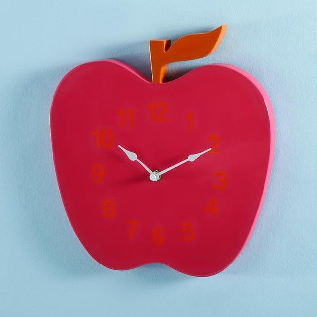Your Own Sweet Time Clock contemporary clocks
