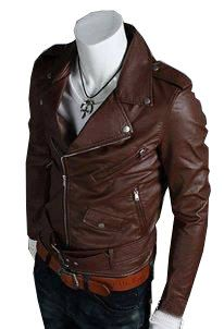 17 best ideas about Brown Leather Jacket Men on Pinterest | Mens ...