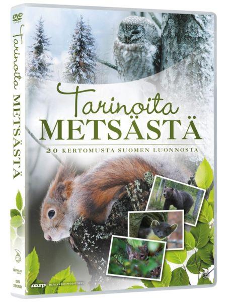 Tarinoita metsästä -dvd