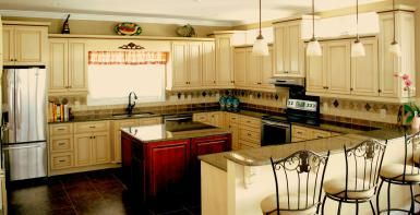 RTA Cabinet Store: Playing the RTA Game Differently Than the Rest: Tuscany Cabinets from RTA Cabinet Store