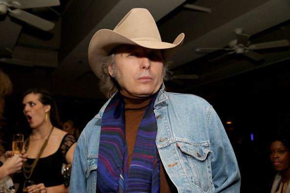 Dwight Yoakam attends the Warner Music Group annual GRAMMY celebration on January 26, 2014 in Los Angeles, California.