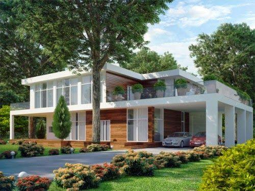 Moderne Architektenhäuser   Wollen Sie Das Perfekte Hausdesign Aussuchen?  Dann Sind Einige Faktoren In Erwägung Zu Ziehen Und Einer Davon Ist Die  Ortschaft.