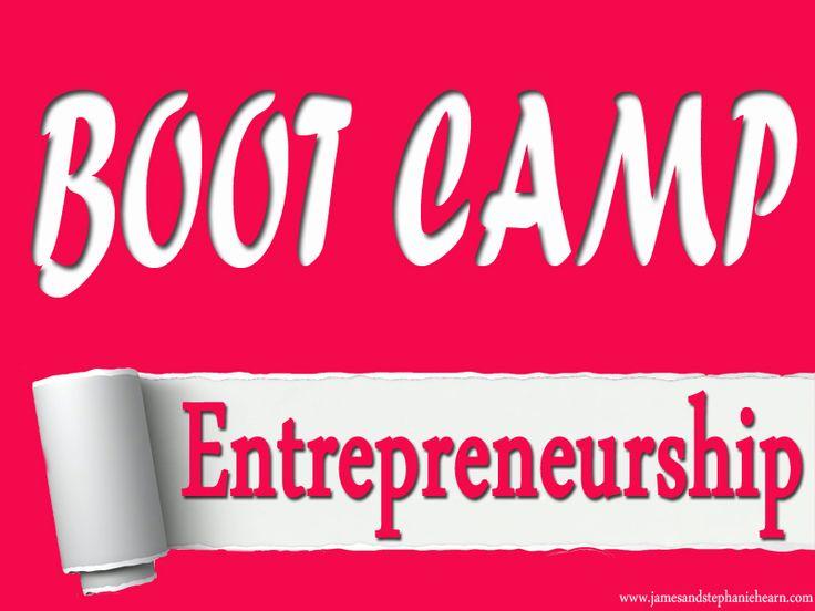 Entrepreneurial Boot Camp