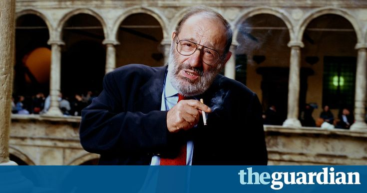 Italian writer and philosopher known for his medieval whodunnit The Name of the Rose