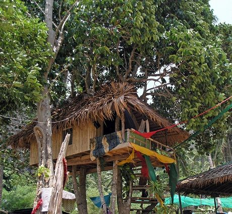 58 Best Images About Treehouses On Pinterest Rainbow