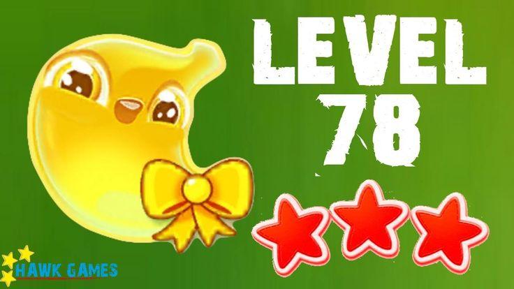 Farm Heroes Super Saga - 3 Stars Walkthrough Level 78