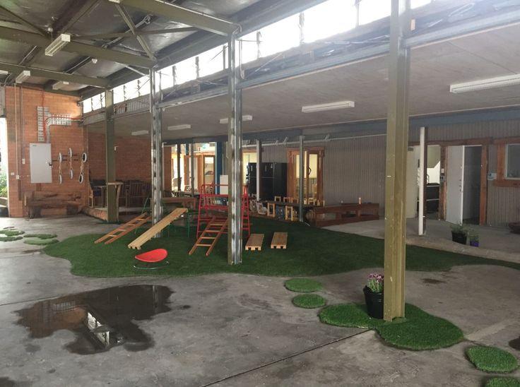 A fun childcare design for a centre in Clayfield.