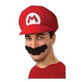 Casquette Mario #Déguisement #Mario #fun