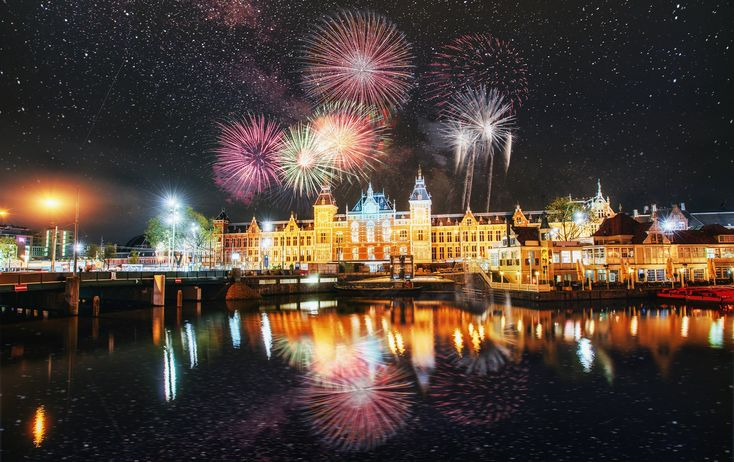 Airbnbs über Silvester Amsterdam