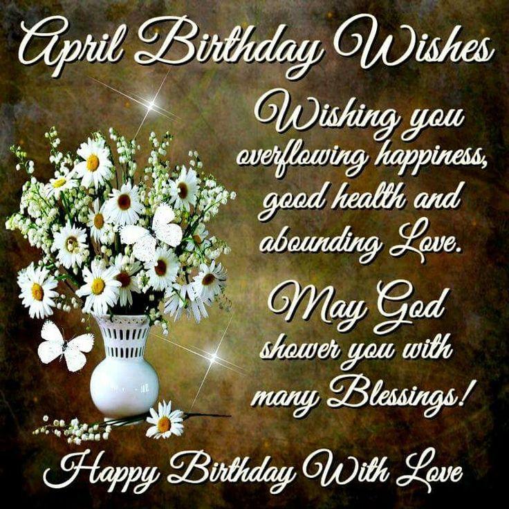 17 April Happy Birthday Best Wishes Status - YouTube
