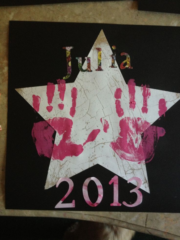 hollywood walk of fame star party idea we made these for my daughters movie party