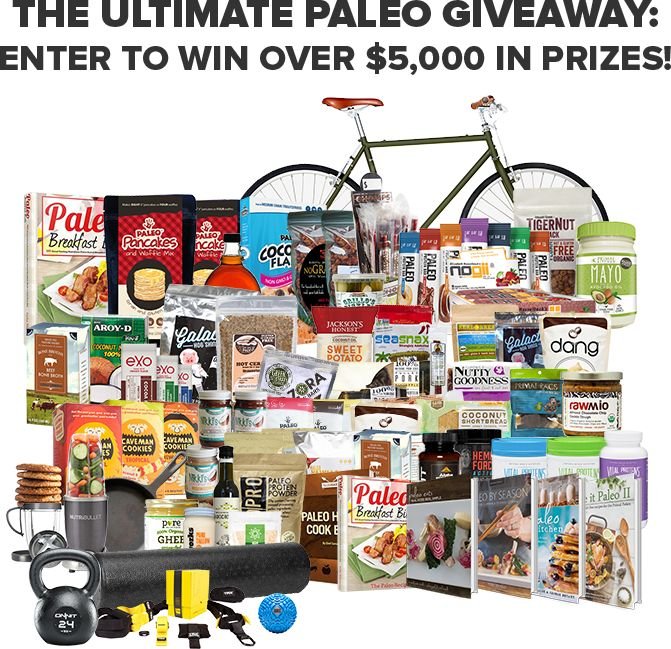 The Ultimate Paleo Giveaway
