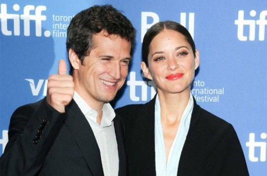 Французская актриса Марион Котийяр подтвердила слухи о своей беременности