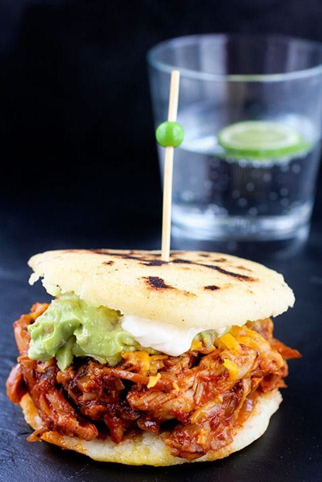 14 Arepa and Pupusa Recipes to Make for Your Next Summer Get-Together via Brit Co