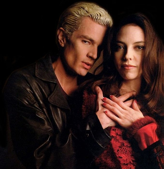 Spike and Drusilla (Buffy The Vampire Slayer)