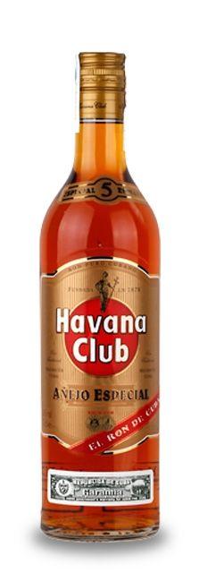 Havana Club Añejo Especial 5 Years