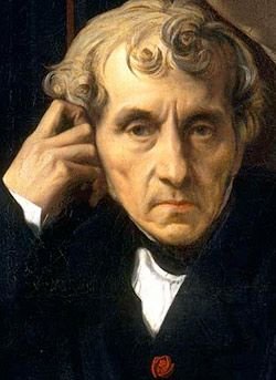 Luigi Cherubini was an Italian composer who worked most of his life in France. He is mostly known for his operas and religious music. Beethoven considered him the greatest of his contemporaries.