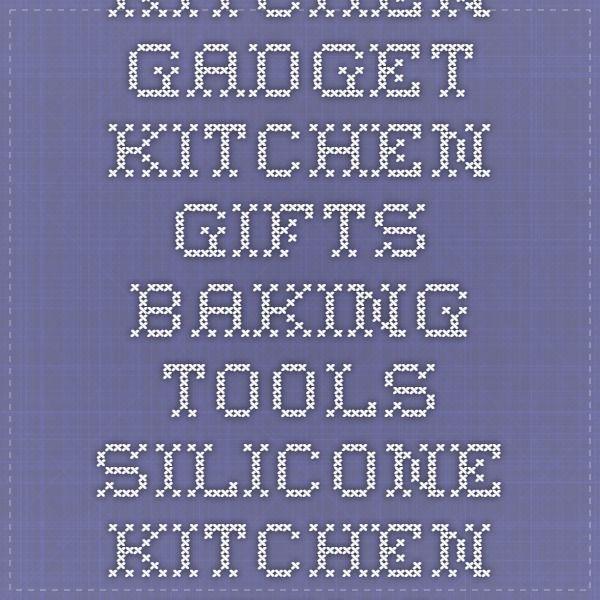 Kitchen Gadget - Kitchen Gifts - Baking Tools - Silicone Kitchen Utensils - by Mastrad