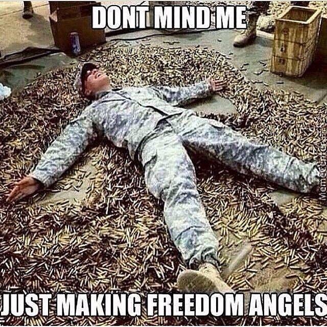 Freedom Angels. - http://www.sonsoflibertytees.com/patriotblog/freedom-angels/?utm_source=PN&utm_medium=Pinterest&utm_campaign=SNAP%2Bfrom%2BSons+of+Liberty+Tees%3A+A+Liberty+and+Patriot+Blog  www.SonsOfLibertyTees.com Liberty & Patriotic Threads