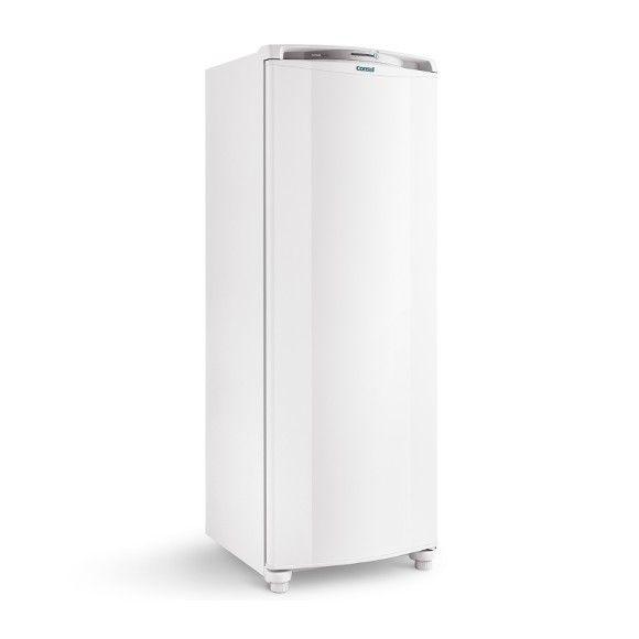 Compre a Geladeira Consul Facilite Frost Free. Seu freezer tem capacidade de 47L, e não há formação de gelo nas paredes nem bagunça na hora de limpar.