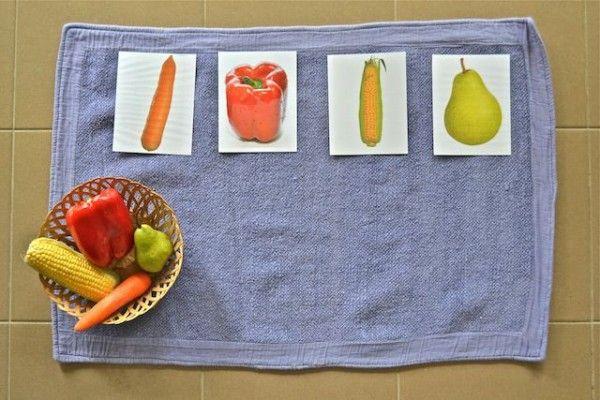 4 types of Montessori Matching Activities | Hellobee