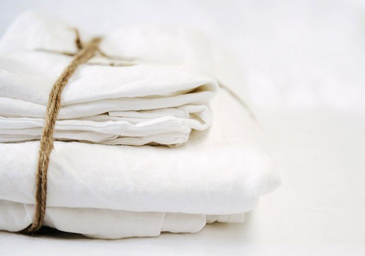 How to keep white sheets looking whiter-than-white