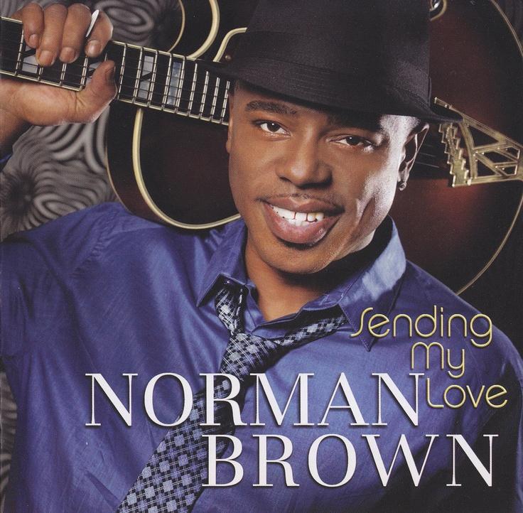 Norman Brown - Legendary Guitarist