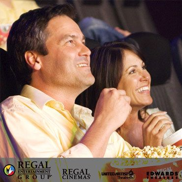 $25 Regal Cinema Gift Card : $12.50 + Free S/H
