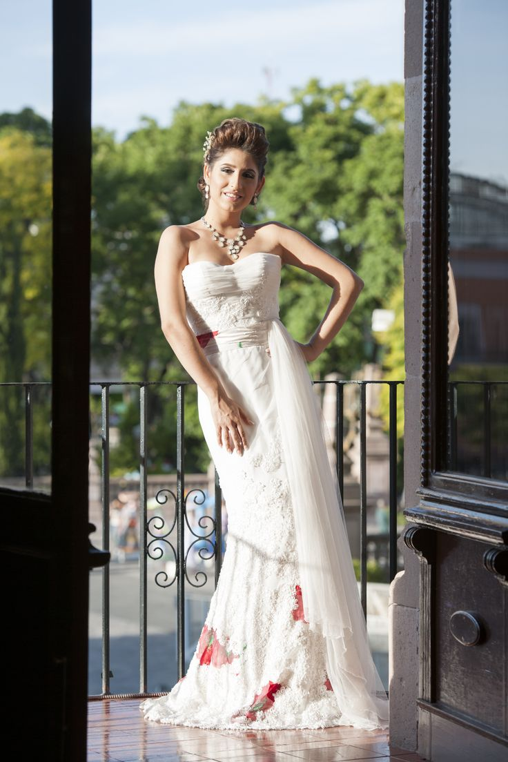 Christmas Bridal Gowns