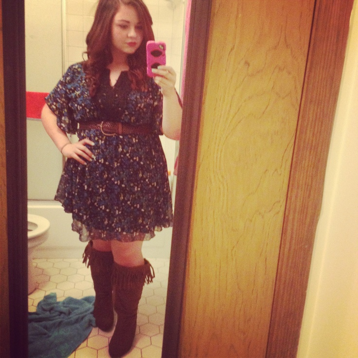 Chubby Fashion My Life Pinterest Chubby Fashion Long Boots And Cute Dresses