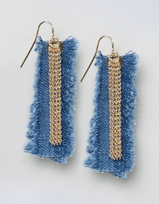 http://www.asos.com/asos/limited-edition-denim-frayed-earrings/prd/7459159?iid=7459159