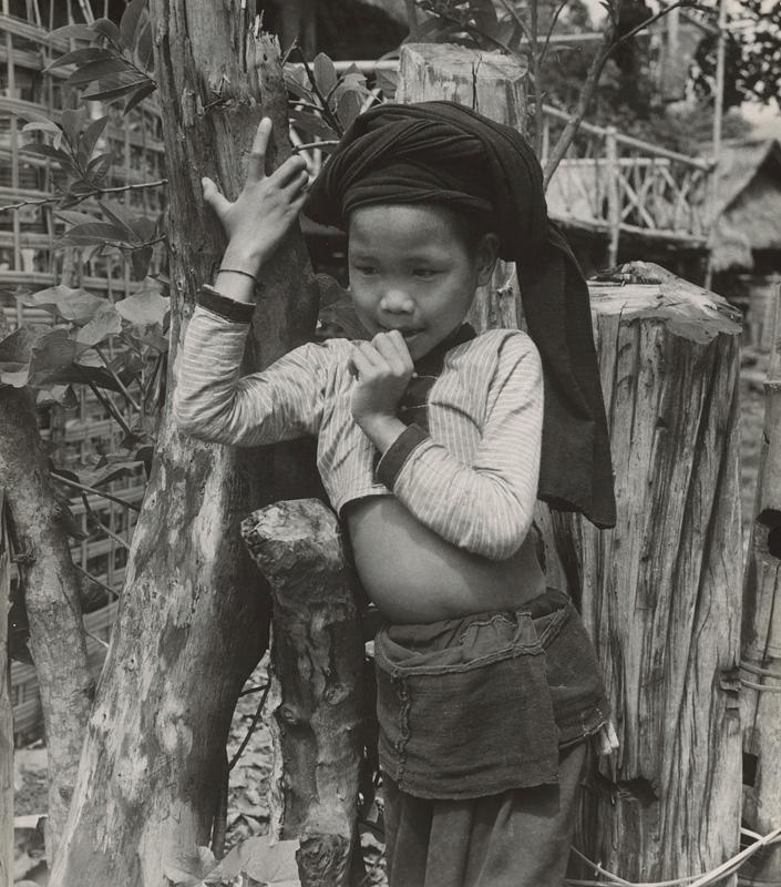 Ján Cifra - Vietnam - portréty. Plány