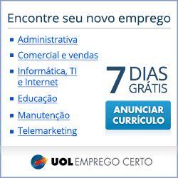 Emprego em Curitiba